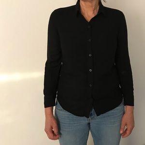 Women's button up shirt